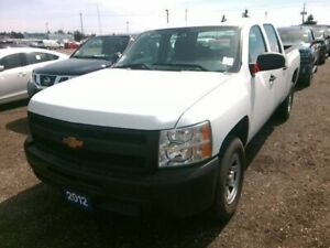 2012 Chevrolet Silverado 1500 CREW CAB /WORK TRUCK/ NO PAYMENTS