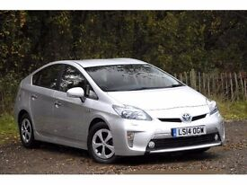 TOYOTA PRIUS UBER READY **ONLY £125 PER WEEK** CHEAPEST IN UK ........
