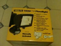 Vigilite 150W PIR Floodlight - NEW