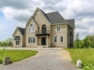 RAVINE CUSTOM BUILT SINGLE DETACHED HOUSE IN PICKERING FOR RENT