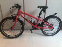 Red Frog Bike 52