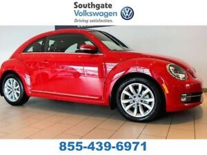 2015 Volkswagen Beetle Coupe LEATHER | HEATED SEATS | SUNROOF |