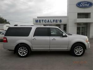 2017 Ford Expedition Max Limited-Immaculate Condition