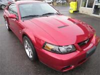 2004 Ford Mustang SVT Cobra, 1 owner, clean carfax, all original City of Toronto Toronto (GTA) Preview