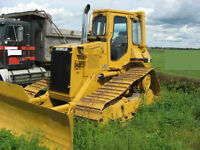 Bulldozer Caterpillar D-4H LGP, Winch, AAA-1