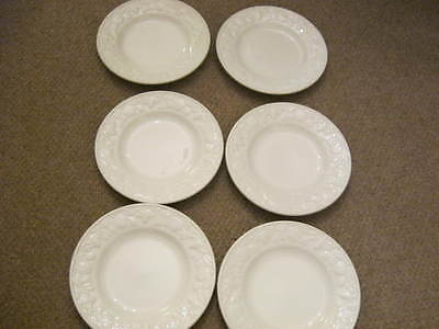 British Home Stores Lincoln Tea Plates x 6