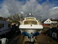 Pilot 590 fishing boat 20ft
