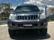 2005 Toyota Landcruiser Prado GRJ120R GXL Grey 5 Speed Automatic Wagon Muswellbrook Muswellbrook Area Preview