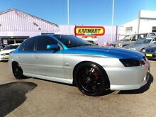 2002 Holden Commodore VY SS Blue 4 Speed Automatic Sedan North St Marys Penrith Area Preview