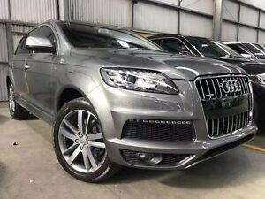 2013 Audi Q7 MY13 TDI Tiptronic Quattro Grey 8 Speed Sports Automatic Wagon Port Melbourne Port Phillip Preview