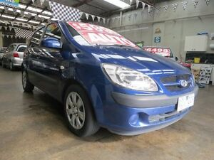 2007 Hyundai Getz TB Upgrade 1.6 4 Speed Automatic Hatchback Mordialloc Kingston Area Preview