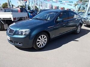 2009 Holden Statesman WM MY09.5 V6 Blue 5 Speed Auto Active Select Sedan Gepps Cross Port Adelaide Area Preview