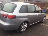 DIESEL FIAT CROMA M-JET JTD 2006 FULL YEAR MOT EXCELLENT CONDITION