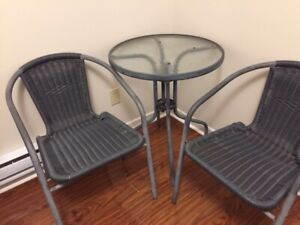 Small Patio Set- REDUCED!