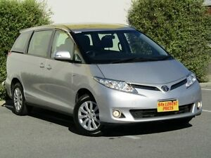 2013 Toyota Tarago ACR50R MY13 GLi Silver 7 Speed Constant Variable Wagon Melrose Park Mitcham Area Preview