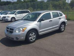 2010 Dodge Caliber -Gas Saver-Great Condition-Certified