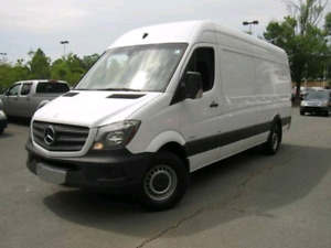 2014 Mercedes Sprinter 2500 Allongé **4 CYL. **IMPECCABLE**