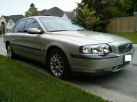 1999 Volvo S80 T6 Twin Turbo Sedan