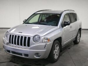2010 Jeep Compass SPORT; 4X4, AUTOMATIC, AIR CONDITIONING