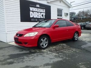 2005 Honda Civic COUPE Si 5 SPEED 1.7 L