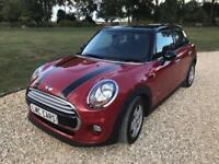 2015 (15) Mini Mini 1.5 ( 136bhp ) ( s/s ) ( Chili ) Cooper 1 OWNER IMMACULATE