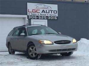 2003 Ford Taurus SE 8-Seat - SOLD