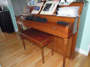 A MINT Schubert, Made By Mason & Risch Upright Piano