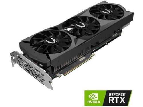 ZOTAC GAMING GeForce RTX 2080 AMP 8GB GDDR6 256-bit Gaming Graphics Card, Active