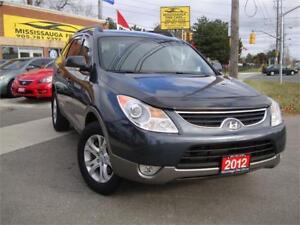 2012 Hyundai Veracruz GL,ONE OWNER,NO ACCIDENT,BLUETOOTH,7PASS
