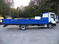 2011 Iveco 7.5 ton dropside