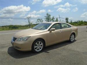 2007 Lexus ES 350-ONLY 51,000 KM-NEW TIRES-LIKE NEW-RARE FIND