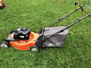 "Husqvarna 22"" AWD Lawnmower(3 in 1) - Excellent Condition"