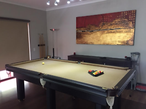 Billiard table Warner Pine Rivers Area Preview