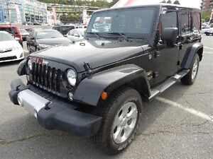 2015 JEEP WRANGLER SPORT UNLIMITED 4x4 Convertible