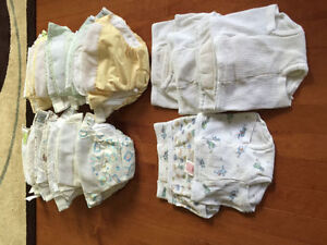 Kushies Cloth Diapers and Training pants   $45 for everything -
