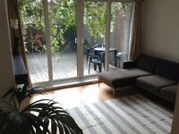 Gay houseshare with one other great 2 bed house near Clapham North tube