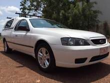 2005 Falcon Ute. VGC. Freezing Aircon. NT Rego. Drives perfect Berrimah Darwin City Preview
