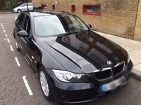 BMW 320D , 1 YEAR MOT , AUTOMATIC , FRESH TINTS , LOW MILEAGE . £4999 can be lowered