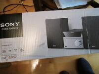 système de son Sony CMT-S30iP