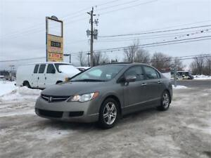 2006 Acura CSX Touring 5 speed manual, Safetied & Etested