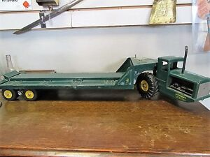 Vintage Nylint Flat Bed Tractor Trailer London Ontario image 1