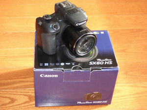 Canon PowerShot SX60 Digital Camera