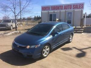2010 HONDA CIVIC SDN SPORT - SUNROOF - 4 CYLINDER - POWER OPTION