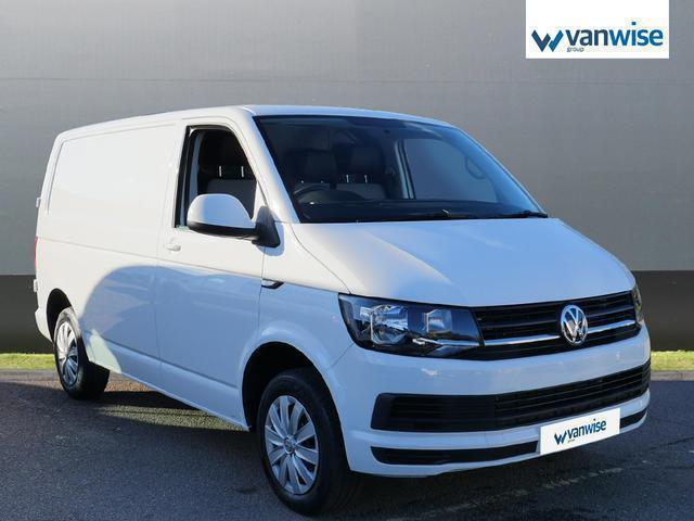 2017 Volkswagen Transporter 2.0 TDI BMT 102 Trendline Van Euro 6 Diesel white Ma