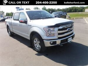 2016 Ford F-150 Lariat Crew LOADED!!