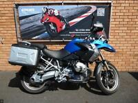 2012 BMW R1200GS - JUST 4961 MILES FROM NEW