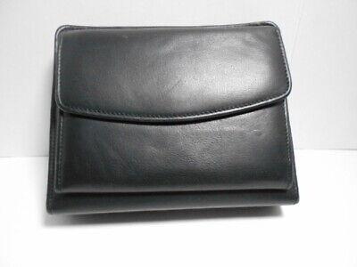 Franklin Covey Quest Full Grain Leather Binderplannerorganizer 6 Ring