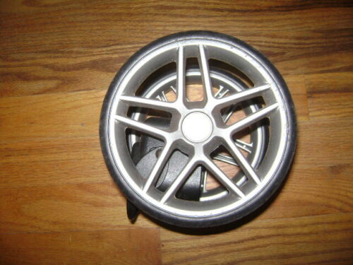 """Britax B Agile Single Stroller 6.25"""" FRONT WHEEL Replacement Part Quick Release"""