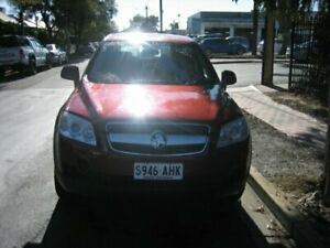 2007 Holden Captiva CG CX (4x4) Moulan Rouge 5 Speed Automatic Wagon Prospect Prospect Area Preview