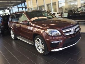 2014 Mercedes-Benz GL-Class GL 550 4MATIC, Accident Free, DVD Pl